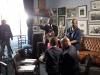 Congressman Lewis w/kids & Crew